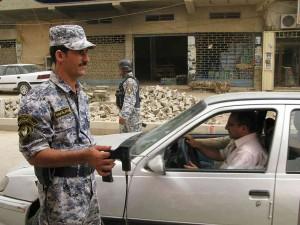 Baghdad 'magic wand' in use